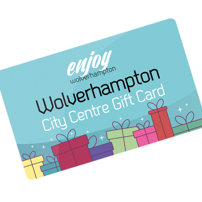 Enjoy Wolverhampton Gift Card