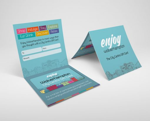 Enjoy Wolverhampton - Gift Card